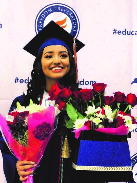 Photo of Jasmin Magaña Marquez, Agnes Scott College Class of 2023.